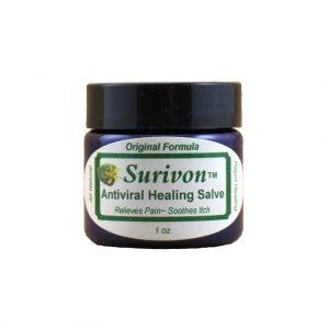 Surivon - herbal antiviral salve